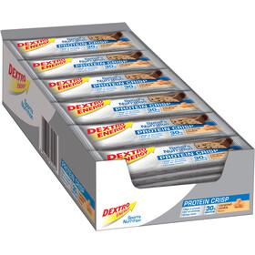 Dextro Energy Potein Crisp Alimentazione sportiva Caramel-Cookies 24 x 50g
